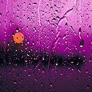 purple rain by Lynette Higgs