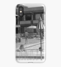 Carousel Motel - Wildwood, N.J. - 1960 iPhone Case