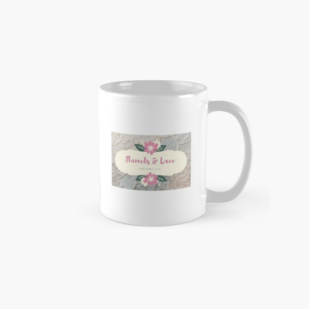 Flannel and Lace  Mugs