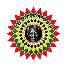 Nelson Mandala by Bruce  Watson