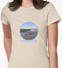 Freedom T-Shirt Womens Fitted T-Shirt