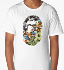 bathing ape Long T-Shirt