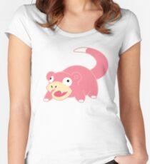 Pokemon - Slowpoke Basic Women's Fitted Scoop T-Shirt