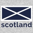Scotland Design for Scottish People Who Love Alba (Design Day 55) by TNTs