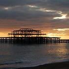 The West Pier by Kirsten Baiden-Amissah