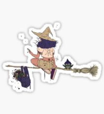 Modern Witch Sticker