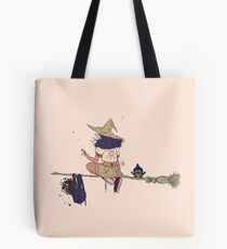 Modern Witch Tote Bag