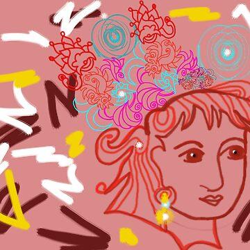Dream Girl by Nandika-Dutt