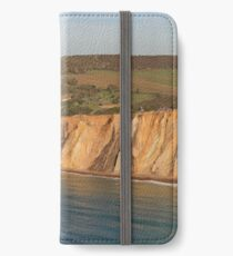 Alum Bay Panorama iPhone Wallet/Case/Skin