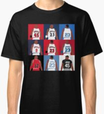 Michael Jordan Grid Classic T-Shirt