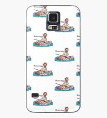 The Roundabout Crew Tom Goon Bag Raft Case/Skin for Samsung Galaxy