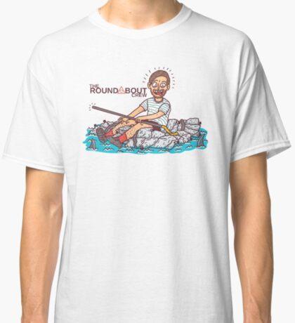 The Roundabout Crew Tom Goon Bag Raft Classic T-Shirt