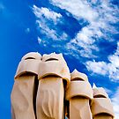 La Pedrera, Barcelona, Spain by Daniel Webb