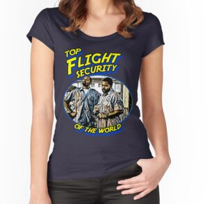 Top flight security of the world craig shirt