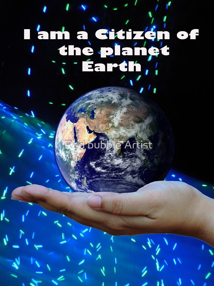 Earth Citizenship  by Nandika-Dutt