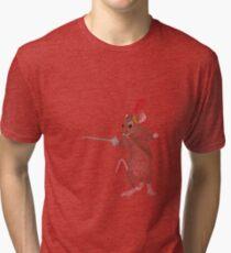 Narnia Reepicheep, the bravest of mice Tri-blend T-Shirt