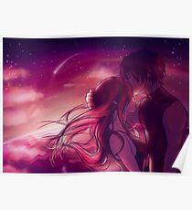 Jerza - Scarlet Sky Poster