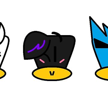 The Brothers Quack by RoseCraft
