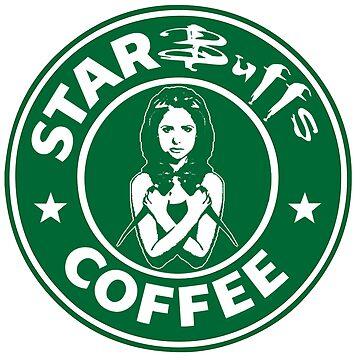 Starbuffs Coffee by ConnorMcKee
