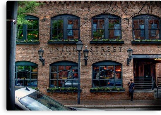 Union Street Pub by Jeff Clark