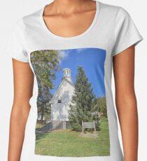 Clifftop Community Church  Women's Premium T-Shirt