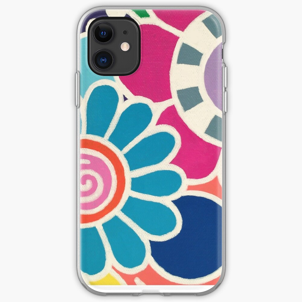 Five Blooms iPhone Case & Cover
