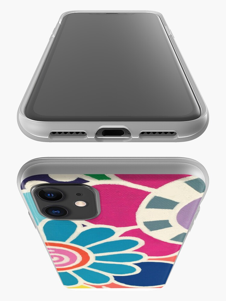 Alternate view of Five Blooms iPhone Case & Cover