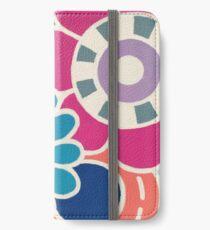 Five Blooms iPhone Wallet/Case/Skin