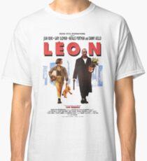 LEON the professional vintage Classic T-Shirt