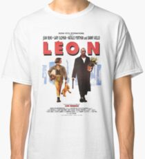 LEON the professional vintage Classic T-Shirt