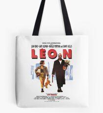 LEON the professional vintage Tote Bag