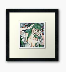Videogame Babes #3 Framed Print