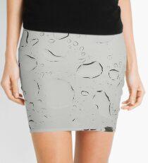 Wet Planet Mini Skirt