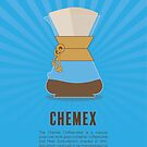 Chemex by Christopher Wardle-Cousins