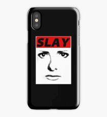Buffy - Slay iPhone Case/Skin