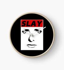 Buffy - Slay Clock