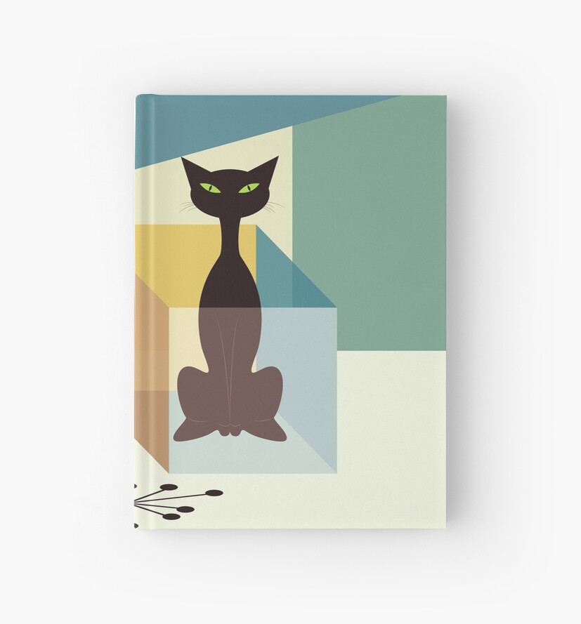 Schrödinger's cat by OkopipiDesign