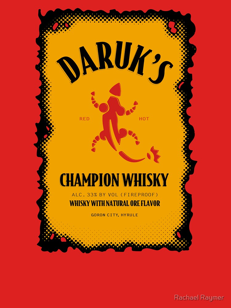 Daruk's Champion Whisky by dfragrance