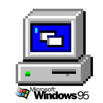 Windows 95 by geek-spot