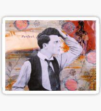Perfect (Buster Keaton) Sticker