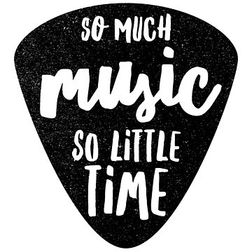 So Much Music So Little Time Music Festival Shirt by infinitedrifter