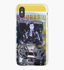 Stir Your Soul (Buster Keaton) iPhone Case