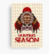 Hunting Season Canvas Print