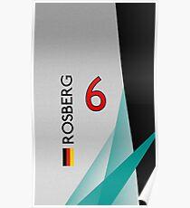 Rosberg Poster