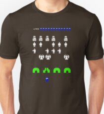 Space Invaders | Doctor Who T-Shirt