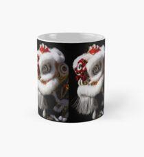 Chinese New Year Lion Dance Mug
