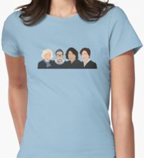 The Supremes Women's Fitted T-Shirt