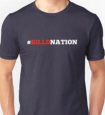 #BillsNation T-Shirt