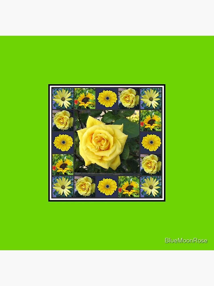 Goldene Schönheiten Collage von BlueMoonRose