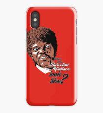 Jules Winnfield - Pulp Fiction iPhone Case